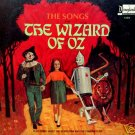 The Songs From The Wizard Of Oz - Walt Disney Soundtrack LP/CD