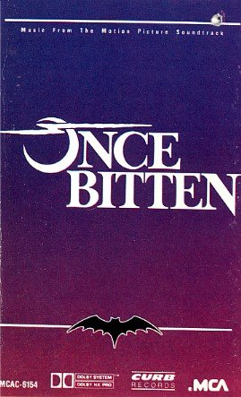 Once Bitten - Original Soundtrack, John Du Prez OST Tape/CD