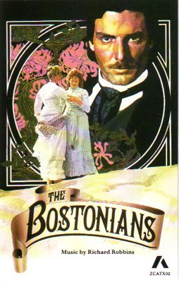 The Bostonians (1984) - Original Soundtrack, Richard Robbins OST Tape/CD