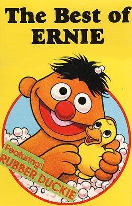 The Best Of Ernie Sesame Street Soundtrack Tape Cd