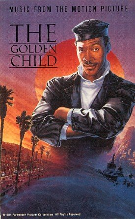 The Golden Child - Original Soundtrack, Michel Colombier & John Barry OST Tape/CD