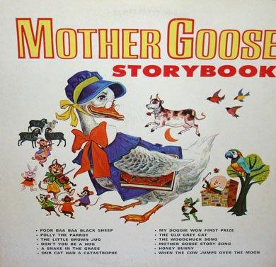 Mother Goose Storybook - Favorite Stories & Songs for Kids LP/CD