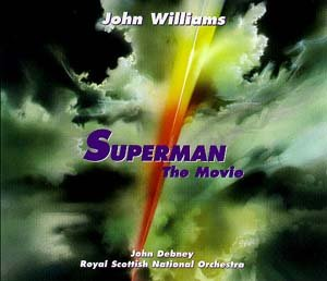 Superman: The Movie - Remastered Soundtrack (2-CD 1998) John Williams Two-Disc Set