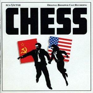 Chess - Original Broadway Cast Recording (CD 1988) Musical Soundtrack