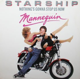 Mannequin (1987) - Original Soundtrack, Starship OST 45/CD