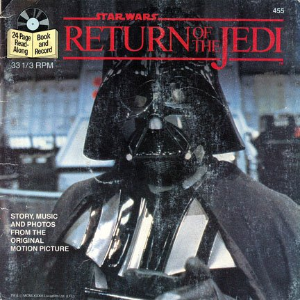 The Return Of The Jedi (Star Wars) - See-Hear-Read Soundtrack & Book EP/CD