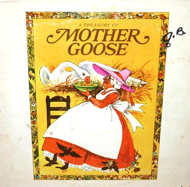 A Treasury Of Mother Goose - Nursery Rhyme Collection, Mike McKean & Carillon Singers LP/CD