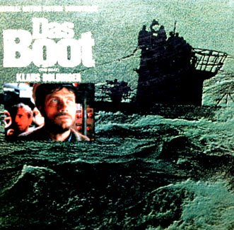 Das Boot - Original Soundtrack, Klaus Doldinger OST LP/CD