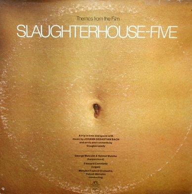 Themes from Slaughterhouse-Five - Original Soundtrack, Johann Sebastian Bach OST LP/CD
