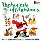 The Sounds Of Christmas - Disneyland Story With Songs and Sound Effects LP/CD