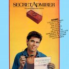 Secret Admirer - Original Soundtrack, Jan Hammer OST LP/CD