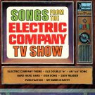 Songs From The Electric Company TV Show - Disneyland Soundtrack LP/CD