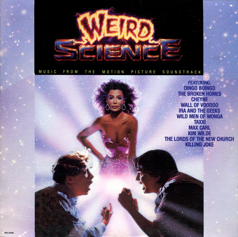 Weird Science - Original Soundtrack, Ira Newborn OST LP/CD