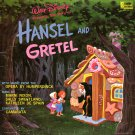 The Story of Hansel And Gretel - Walt Disney Soundtrack, Engelbert Humperdinck LP/CD