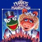 The Muppets Take Manhattan - Original Soundtrack, Jeff Moss & Ralph Burns OST LP/CD