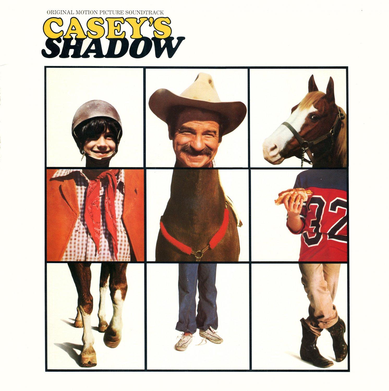 Casey's Shadow - Original Soundtrack, Patrick Williams OST LP/CD