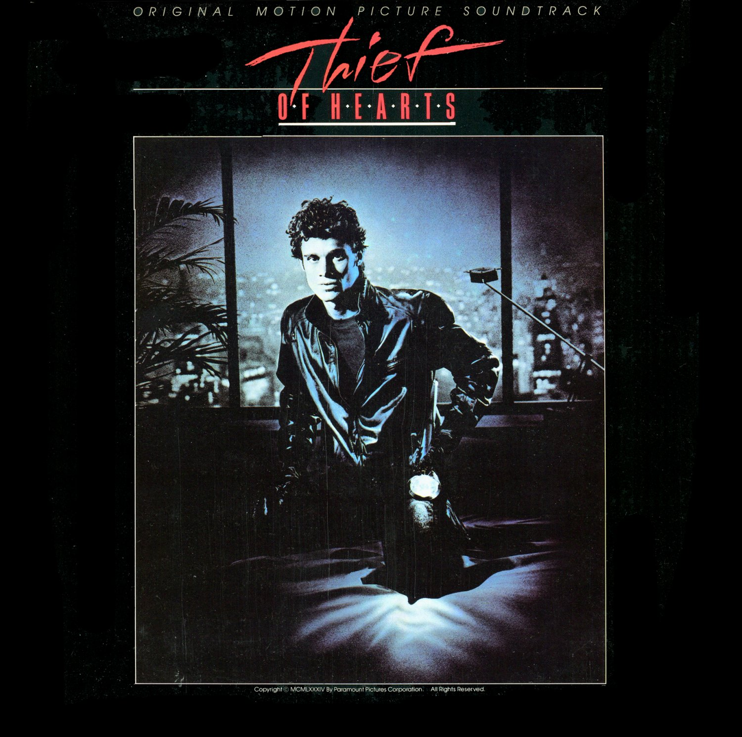 Thief Of Hearts Original Soundtrack Harold Faltermeyer