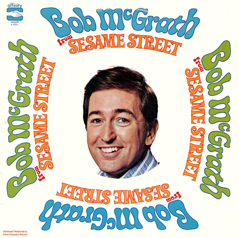 Bob McGrath From Sesame Street - Kids Music Collection LP/CD