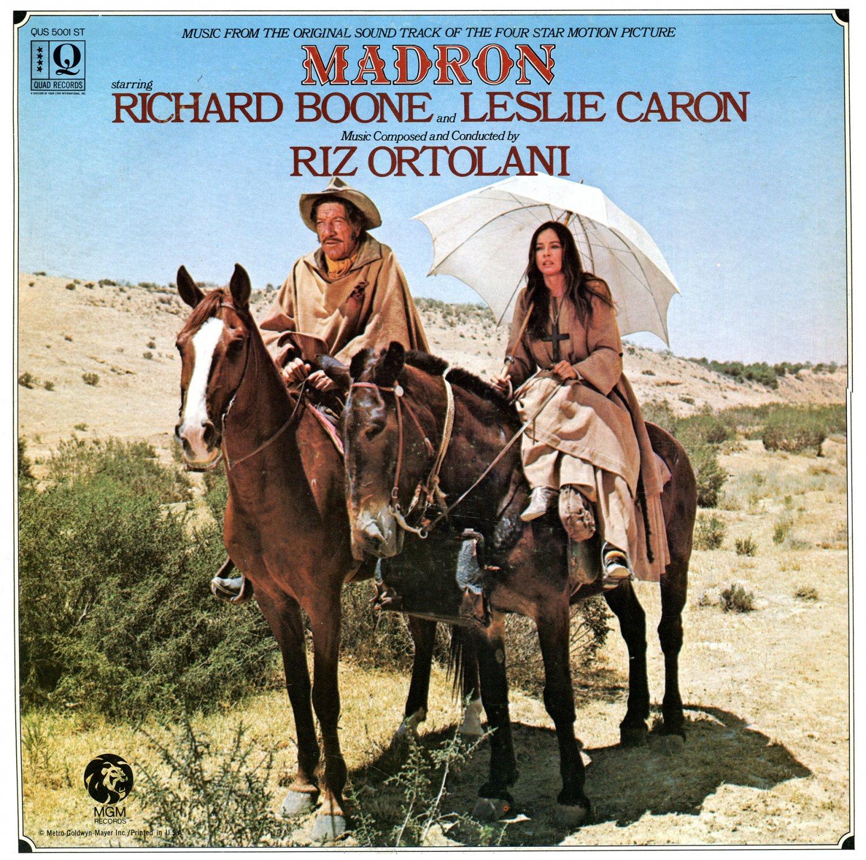 Madron - Original Soundtrack, Riz Ortolani OST LP/CD