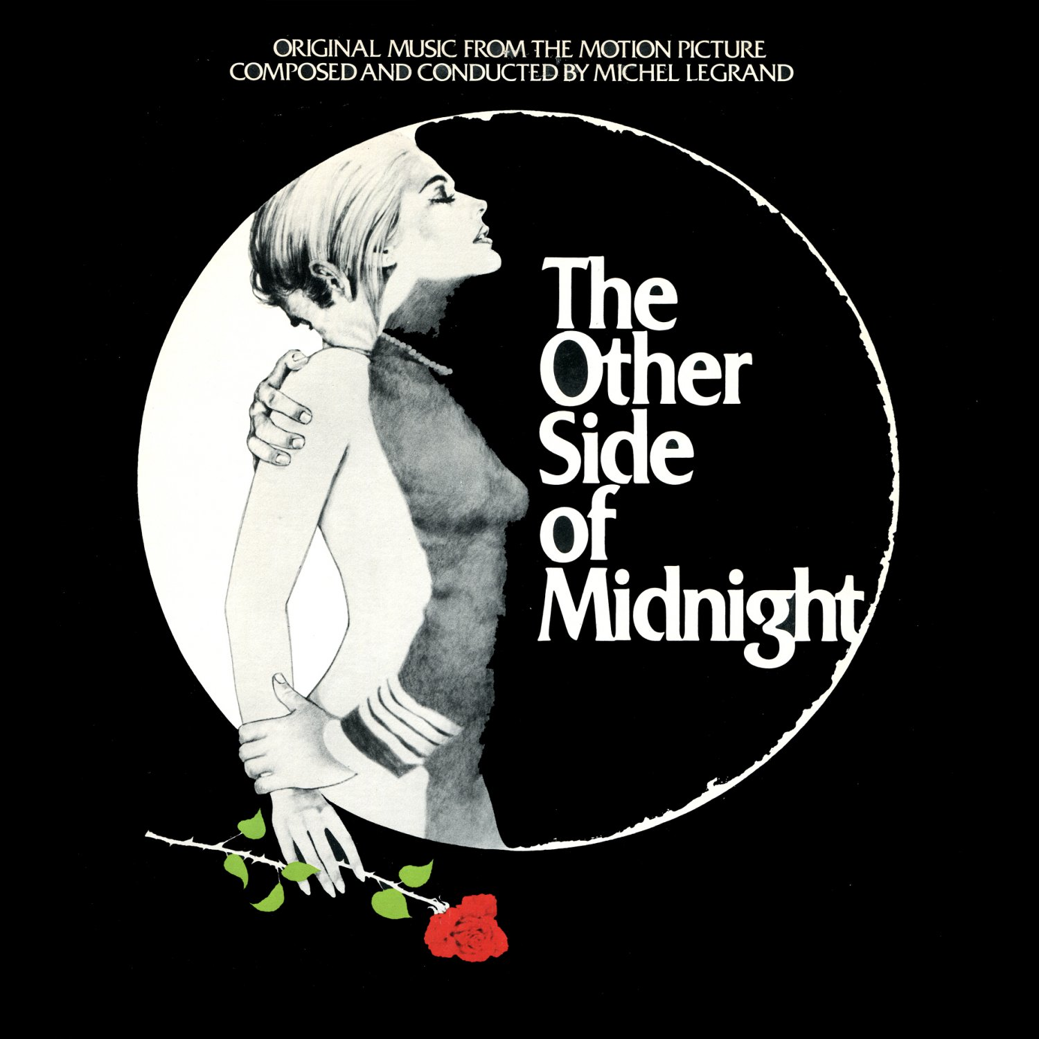 The Other Side Of Midnight - Original Soundtrack, Michel Legrand OST LP/CD