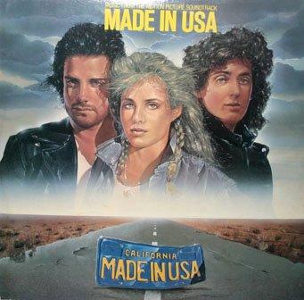Made In USA - Original Soundtrack, Tito Larriva & Chalo Quintana OST LP/CD