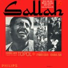 Sallah - Original Soundtrack, Yohanan Zarai OST LP/CD