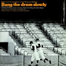 Bang The Drum Slowly - Original Soundtrack, Stephen Lawrence OST LP/CD