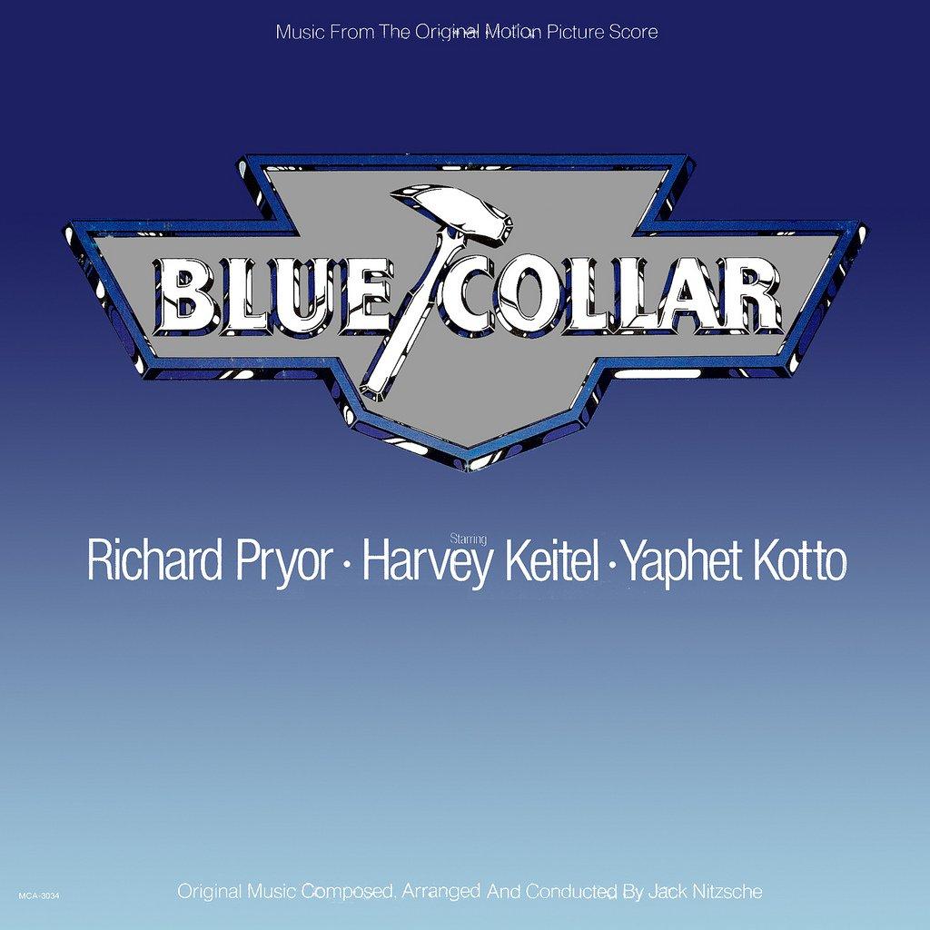 Blue Collar - Original Soundtrack, Jack Nitzsche OST LP/CD