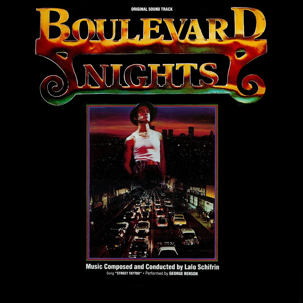 Boulevard Nights - Original Soundtrack, Lalo Schifrin OST LP/CD