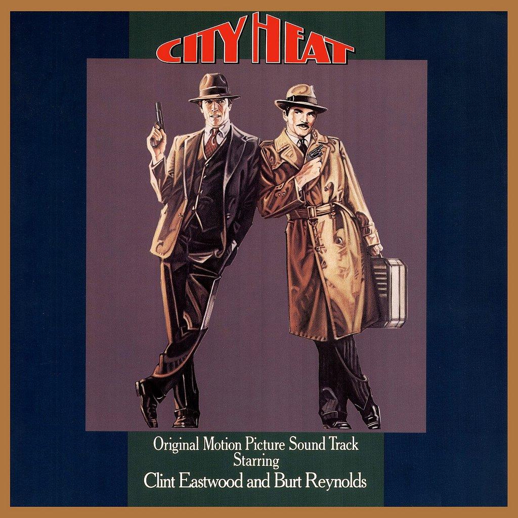 City Heat (1984) - Original Soundtrack, Lennie Niehaus OST LP/CD