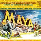Maya - Original Soundtrack, Riz Ortolani OST LP/CD