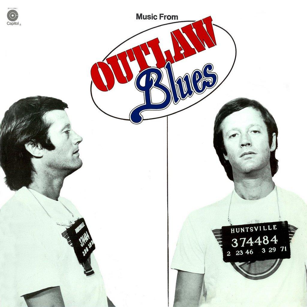 Outlaw Blues - Original Soundtrack, Charles Bernstein OST LP/CD