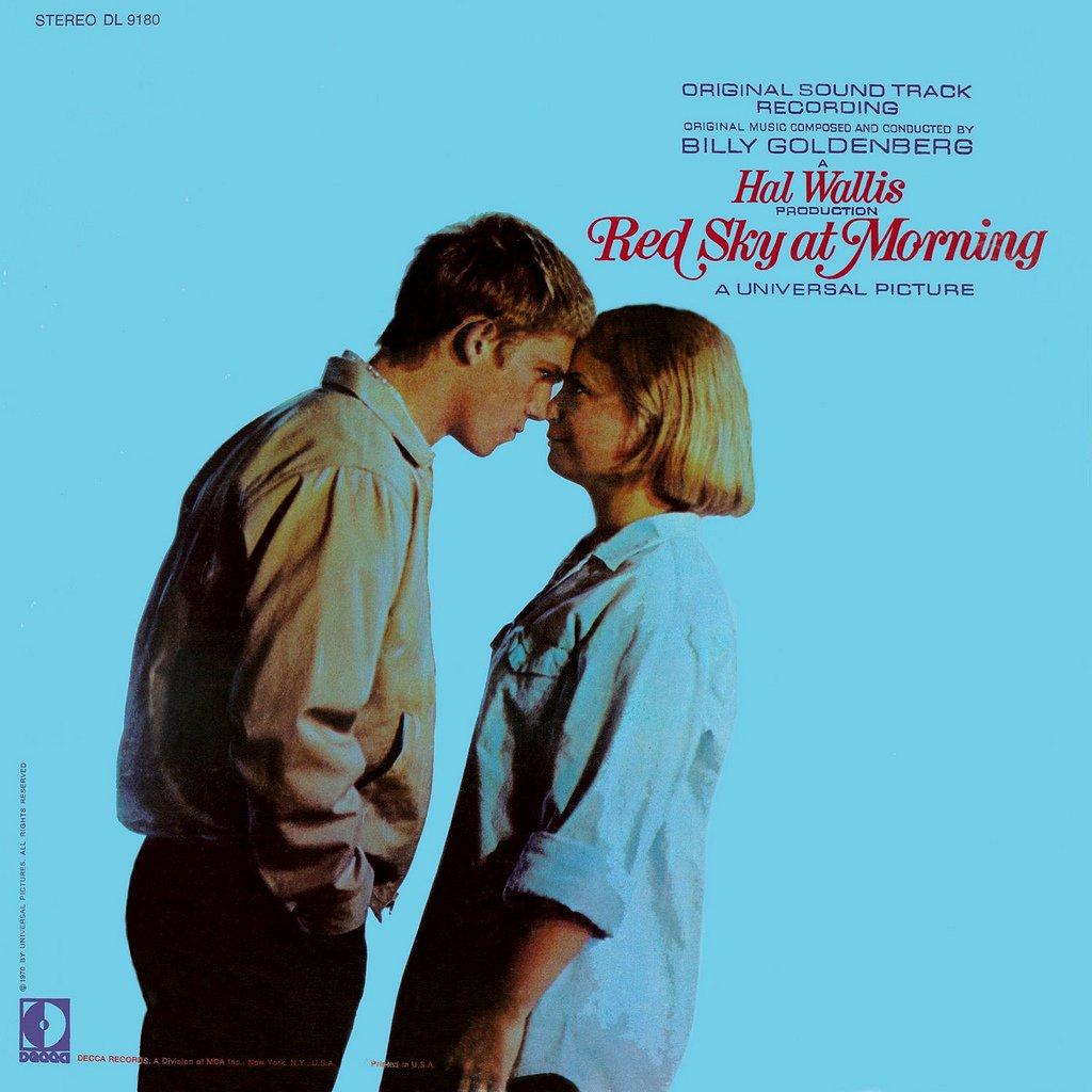 Red Sky At Morning - Original Soundtrack, William Goldenberg OST LP/CD