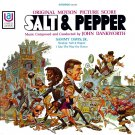 Salt And Pepper - Original Soundtrack, John Dankworth OST LP/CD &