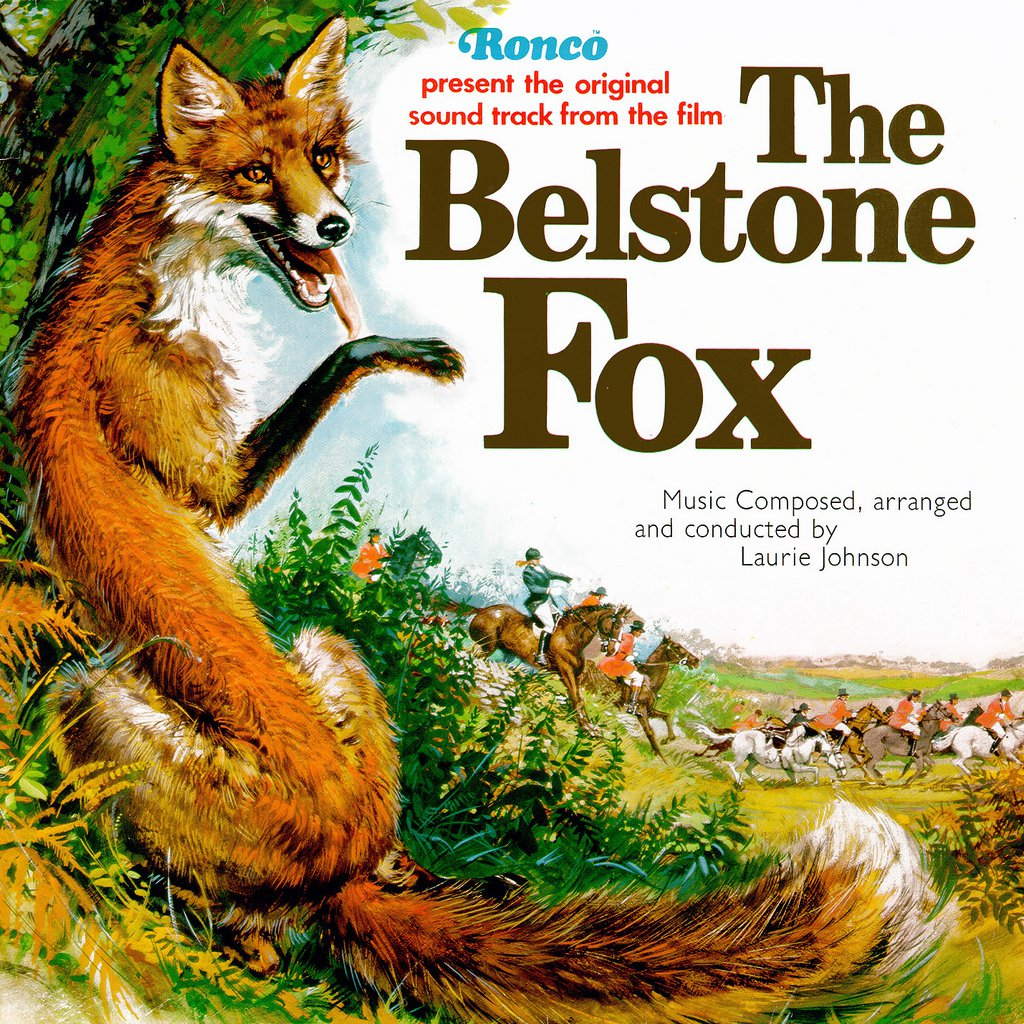 The Belstone Fox - Original Soundtrack, Laurie Johnson OST LP/CD