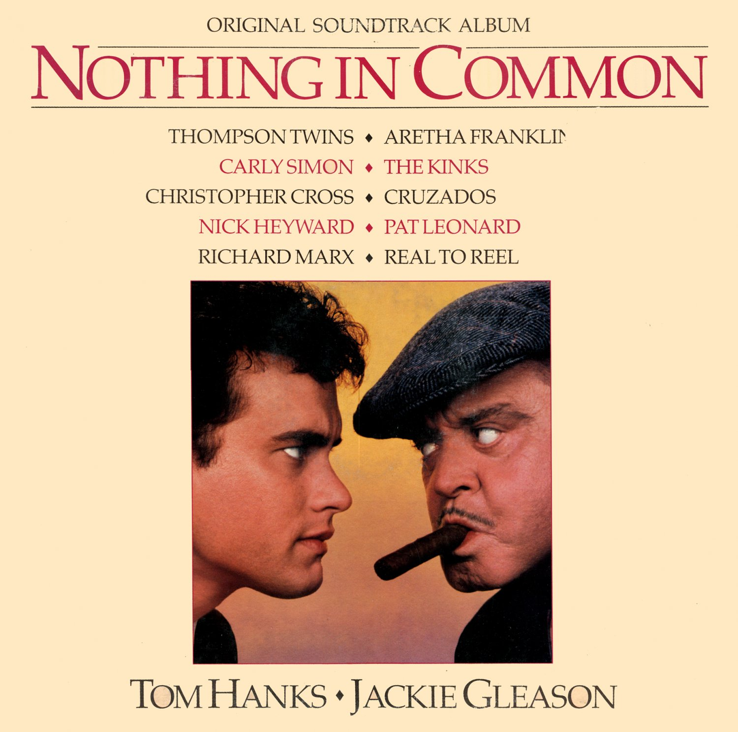 Nothing In Common - Original Soundtrack, Patrick Williams OST LP/CD