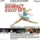 Bolshoi Ballet 67 - Original Soundtrack, Ravel OST LP/CD