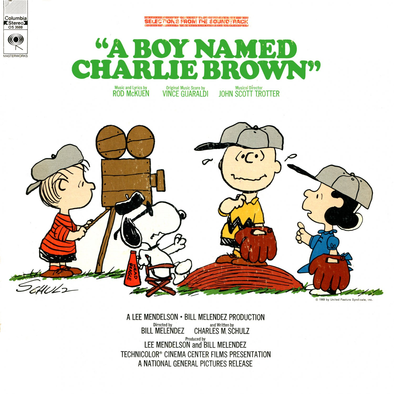 A Boy Named Charlie Brown Original Soundtrack Rod