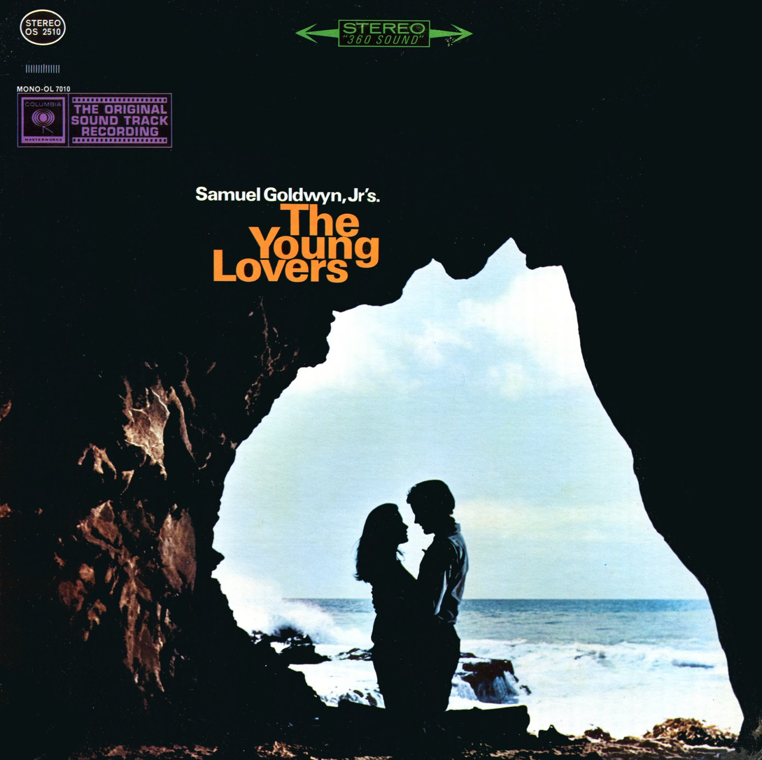 The Young Lovers - Original Soundtrack, Sol Kaplan OST LP/CD