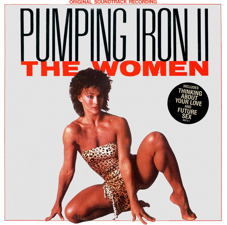 Pumping Iron II The Women - Original Soundtrack, Grace Jones OST LP/CD 2