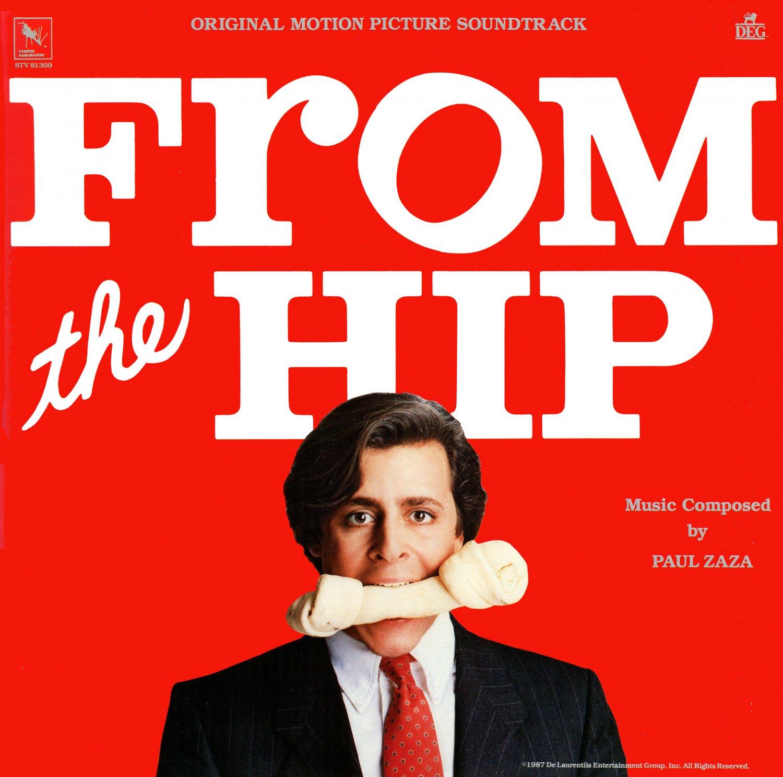 From The Hip - Original Soundtrack, Paul Zaza OST LP/CD