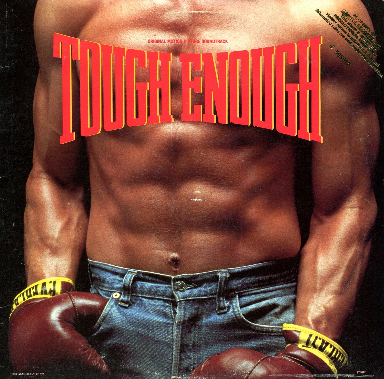 Tough Enough (1983) - Original Soundtrack, Dennis Quaid OST LP/CD