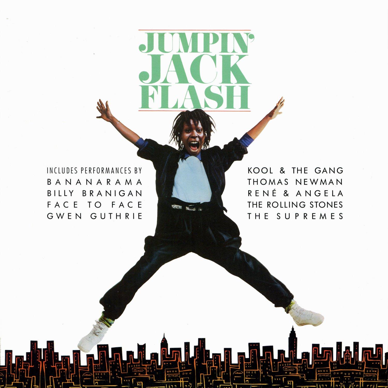 Paper Shredder Jumpin Jack Flash Original Soundtrack Thomas Newman