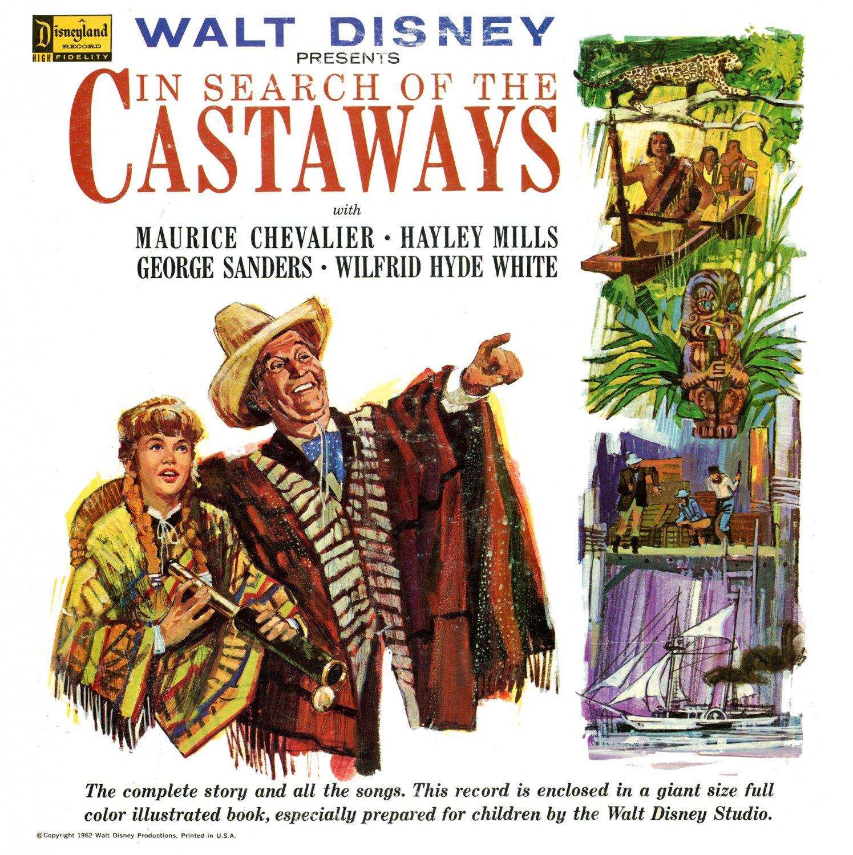 In Search Of The Castaways Walt Disney Story Soundtrack