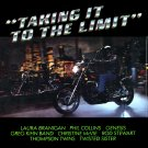 Taking It To The Limit (1985) - Original Soundtrack, Kawasaki Motorcycle Ad LP/CD