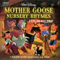 Mother Goose Nursery Rhymes - A Walt Disney Treasury Collection, Children's Songs LP/CD
