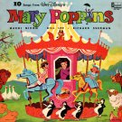 10 Songs from Mary Poppins - Walt Disney Soundtrack Collection, Sherman Brothers LP/CD