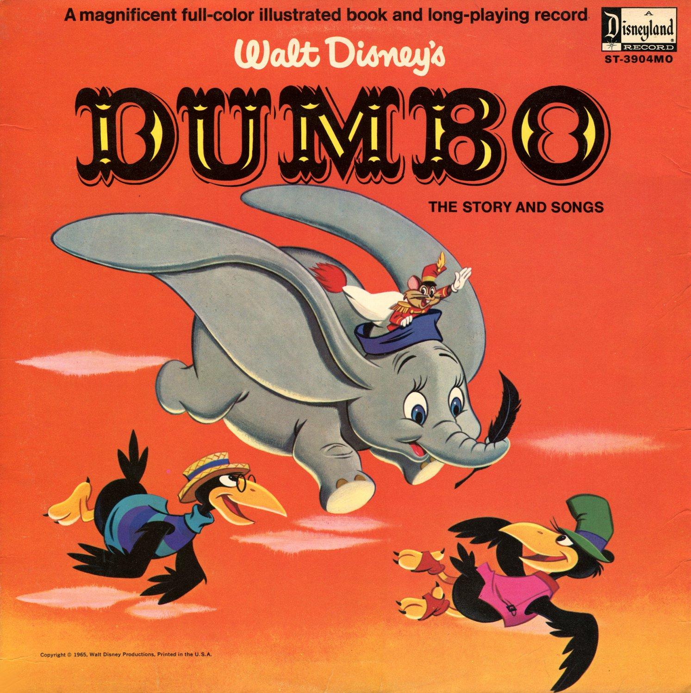 Walt Disney's Dumbo - Storyteller Soundtrack, Timothy ...