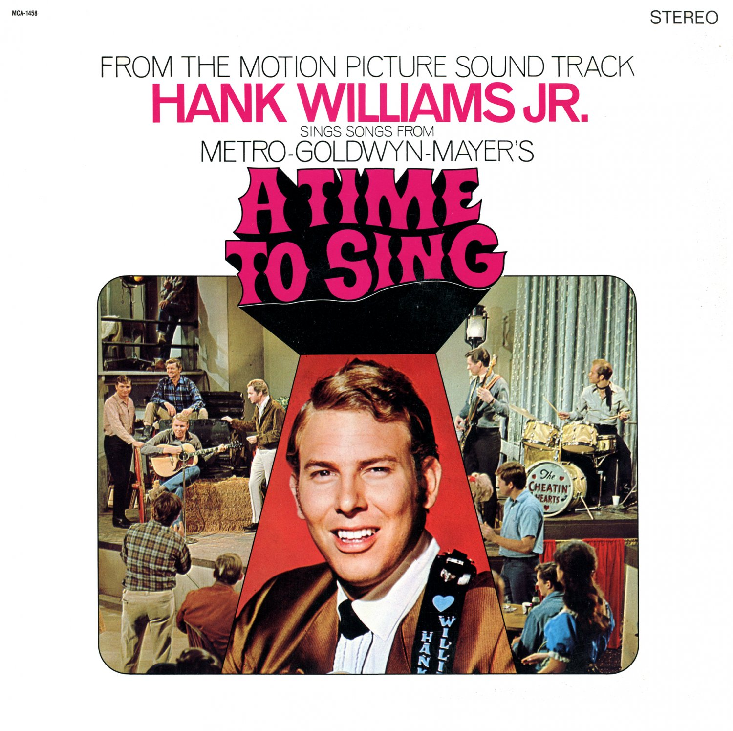 A Time To Sing - Original Soundtrack, Hank Williams Jr. OST LP/CD