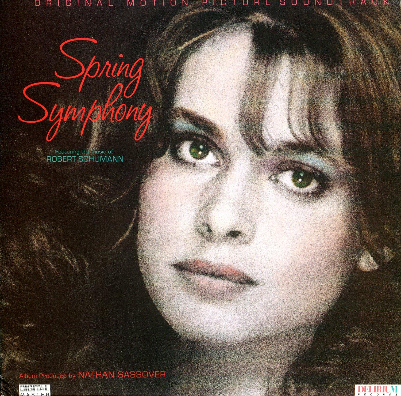 Spring Symphony - Original Soundtrack, Robert Schumann OST LP/CD